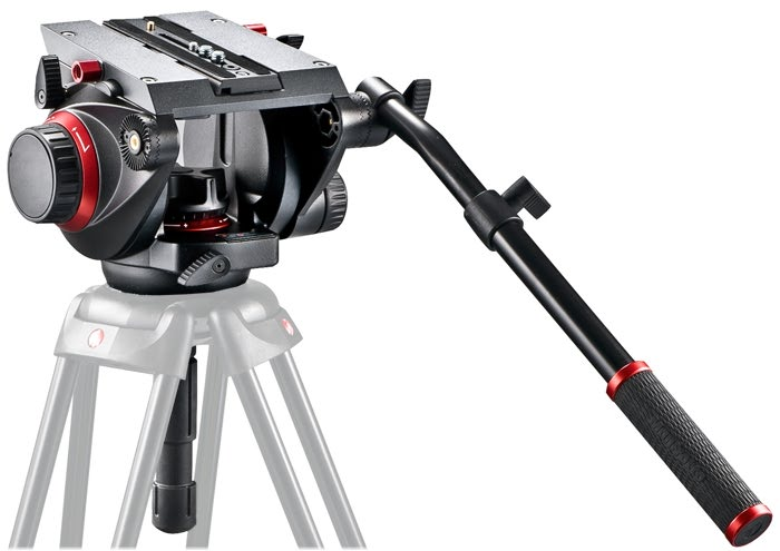 MANFROTTO 509HD Professional Video Head ( 13.1Kg )
