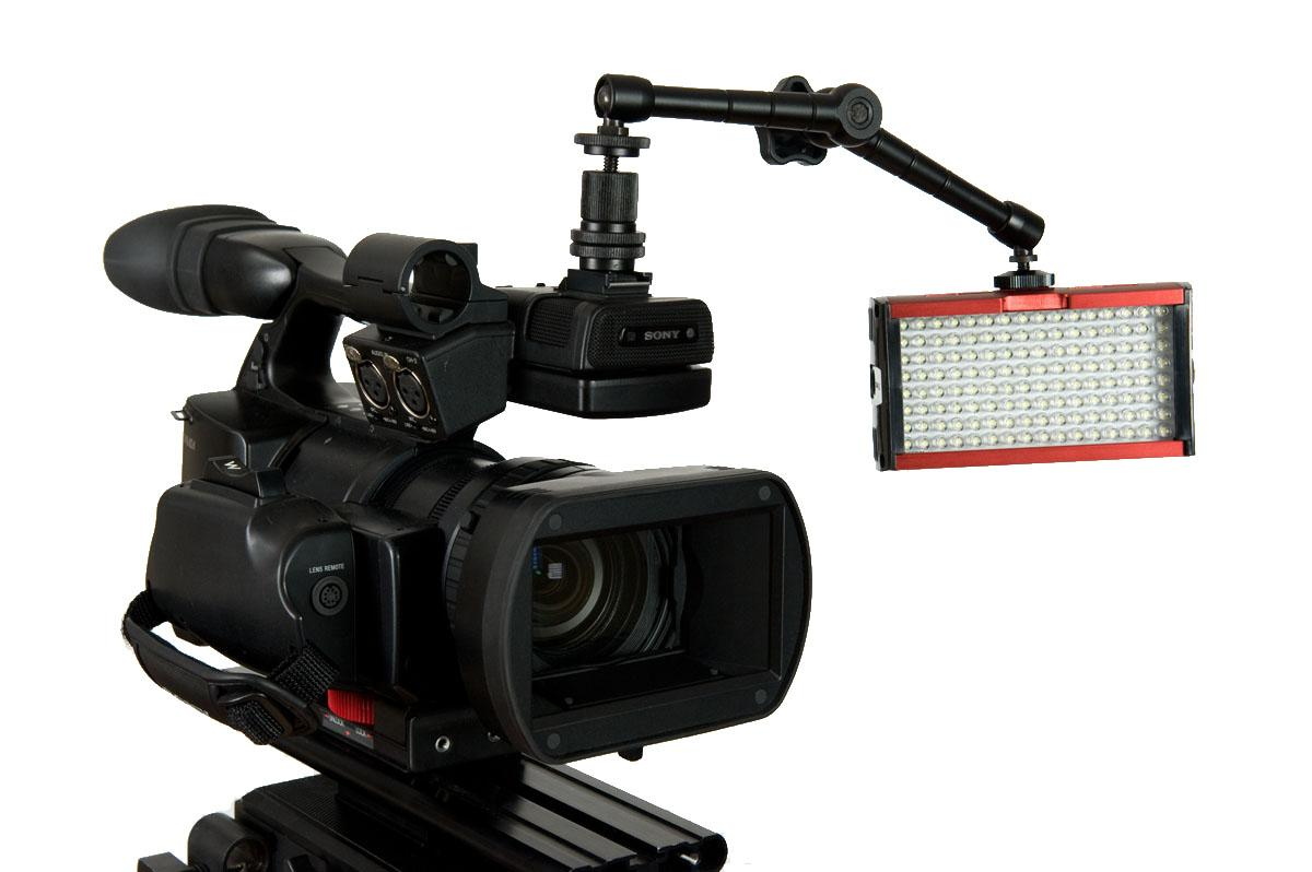 IKAN 10in ARTICULATING ( MAGIC / ISRAELI ) ARM ( MA-210 / MA 210  )  for  LCD monitors & Videolights