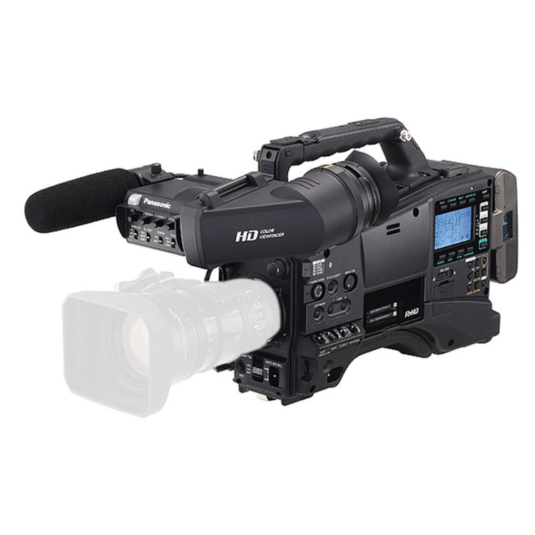 Panasonic AG-HPX610PJH P2 HD Professional 2/3 inch MOS Shoulder Mount ENG Camcorder