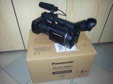 PANASONIC AG-AC160A ( AG AC160 AEJ Upgraded Version ) AVCCAM HD Camcorder