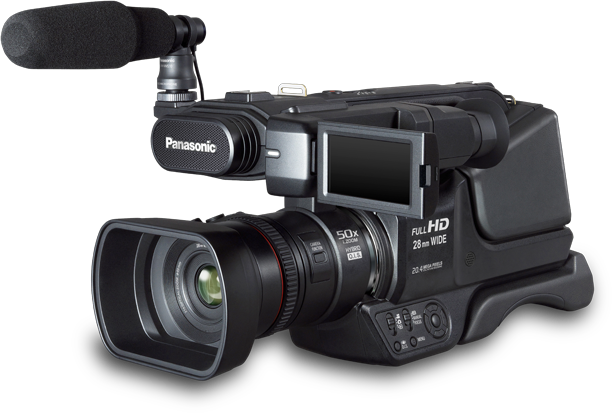 PANASONIC AG-AC8EJ ( AG-AC8 )  SHOULDER MOUNT Full HD AVCCAM CAMERA RECORDER