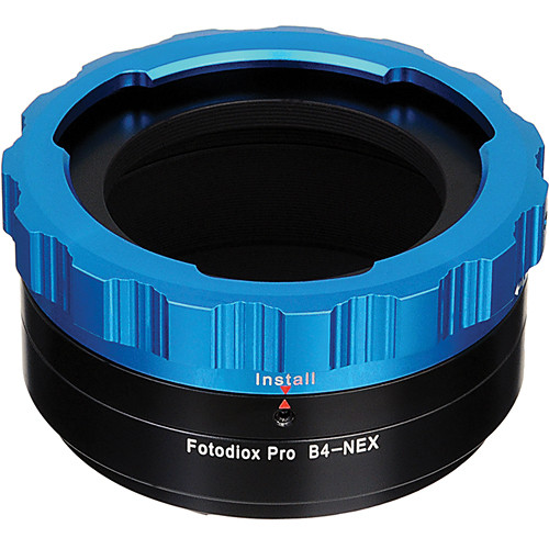 FOTODIOX PRO LENS MOUNT ADAPTER 2/3 B4 to SONY E MOUNT CAMERA