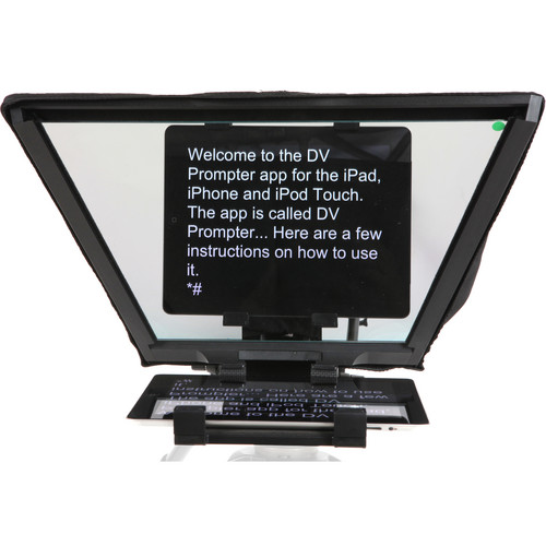 Datavideo TP-600 iPad Teleprompter Kit