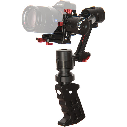 CAME-TV SINGLE 3-AXIS HANDHELD CAMERA GIMBAL 1.2 Kg