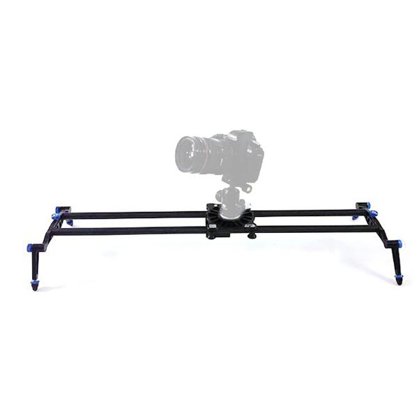 WIELDY EP-6200 ULTRALIGHT CARBON FIBER VIDEO SLIDER 6 BEARINGS / 80Cm + BAG