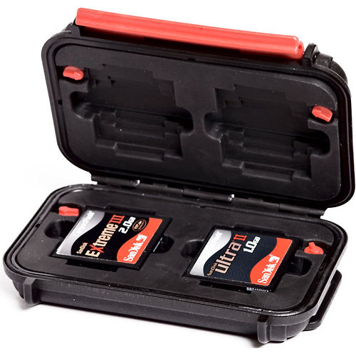 HPRC 1300 M CRUSHPROOF WATERTIGHT HARD CASE For Memory Cards