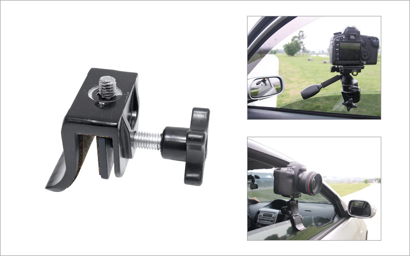 KUPO KS-CB04 CAR WINDOW POD MOUNT CLAMP