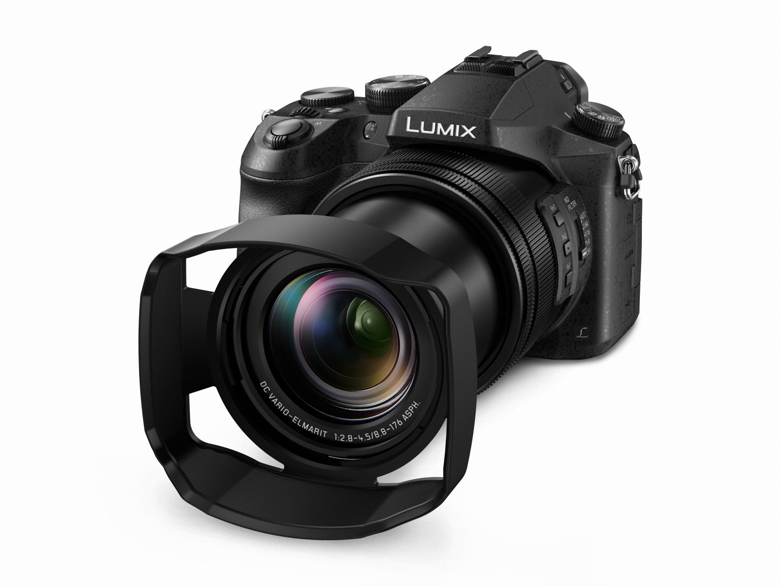 PANASONIC LUMIX DMC-FZ2000 ( FZ2000 ) 4K CINE Bridge Camera