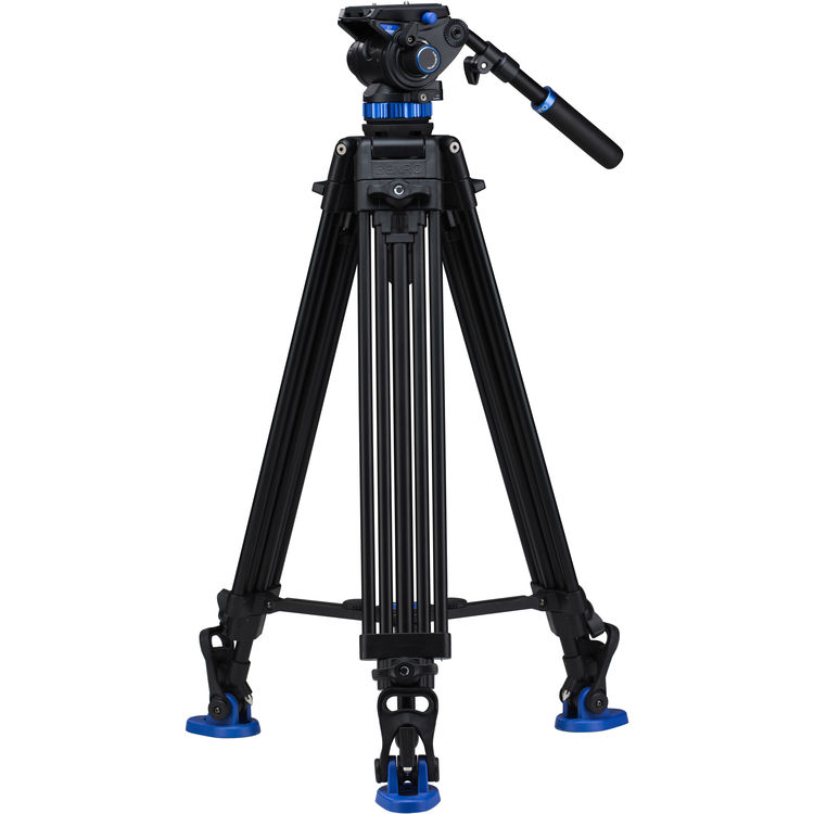 BENRO S7 Dual Stage Video Tripod Kit A573TBS7