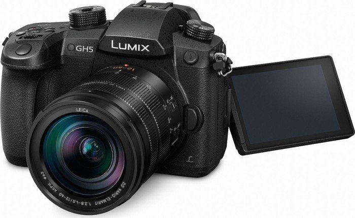 PANASONIC Lumix DC-GH5 (GH5L) Mirrorless Camera KIT LEICA DG Vario-Elmarit 12-60mm f/2.8-4 ASP