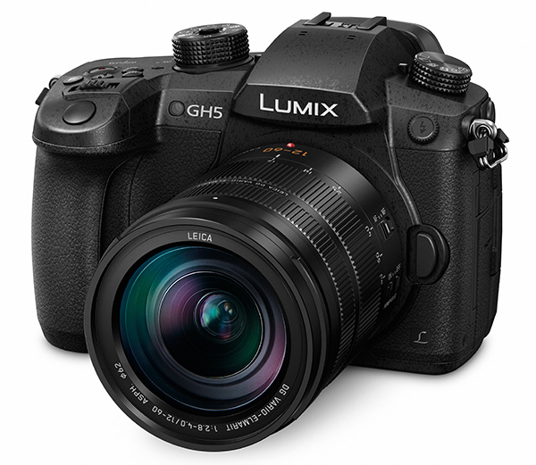 PANASONIC Lumix DC-GH5 ( GH5M)  Mirrorless Camera kit LUMIX Vario 12-60mm f/3.5-5.6 Power OIS