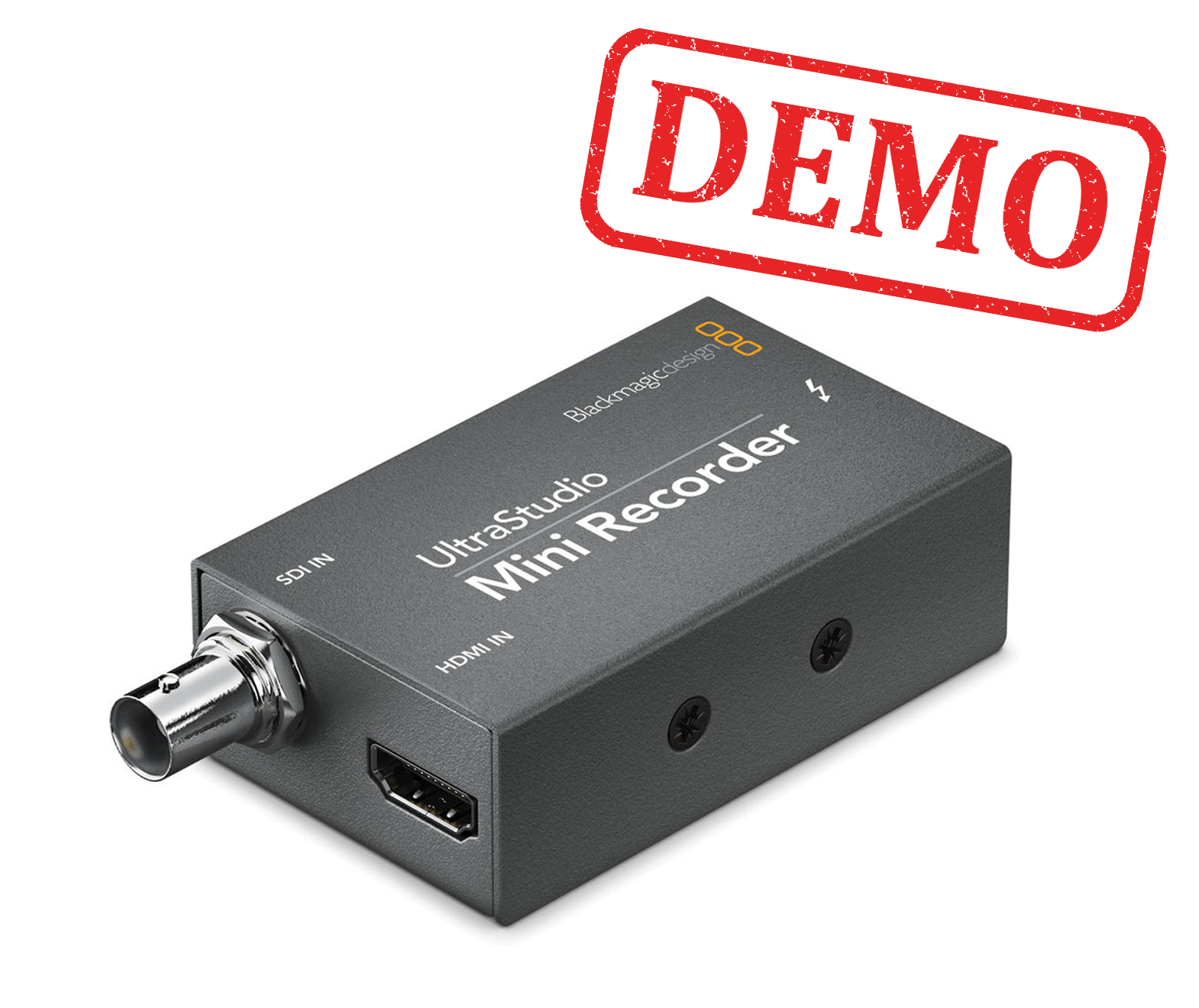 DEMO - Blackmagic Design UltraStudio Mini Recorder