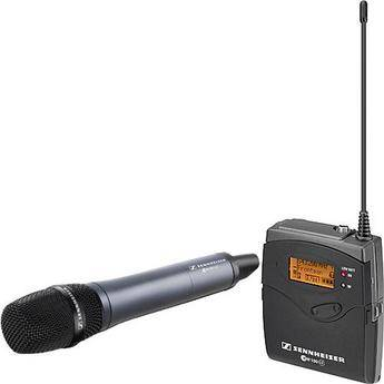 SENNHEISER EW 135-P G3 Wireless Microphone System with SKM 100 G3 Handheld