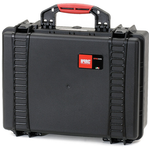 HPRC 2500 C HARD CASE WITH CUBED FOAM INTERIOR