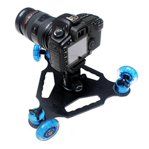 REVO TRI WHEEL CINEMA DOLLY SKATER with SCALE MARKS