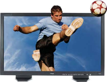 TVLogic TDM-473W ( TDM473W ) 2D / 3D BROADCAST & POST PRODUCTION MONITOR