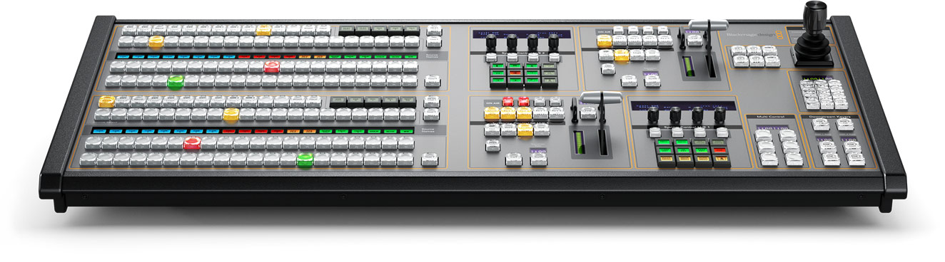 Blackmagic Design ATEM 2 M/E Broadcast Panel (BM-SWPANEL2ME)