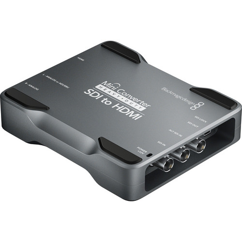 Blackmagic Design Mini Converter Heavy Duty - SDI to HDMI