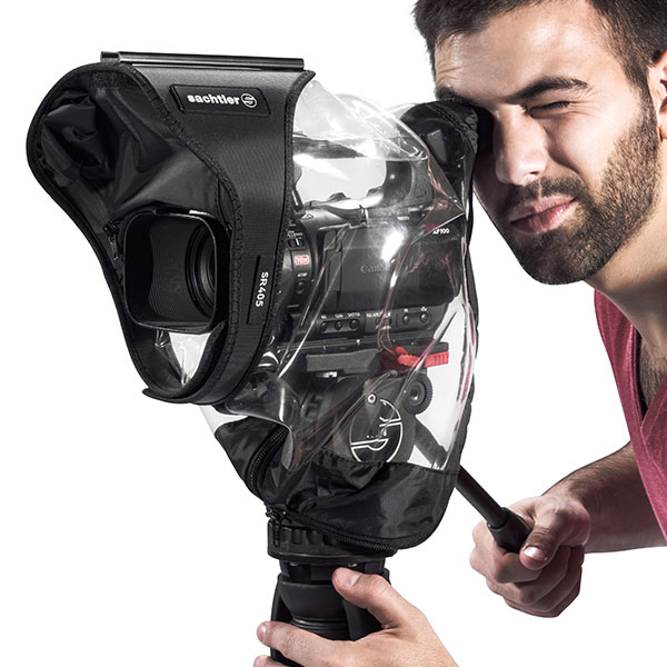 SACHTLER SR405 PROFESSIONAL RAINCOVER For Medium / Small Camcorders
