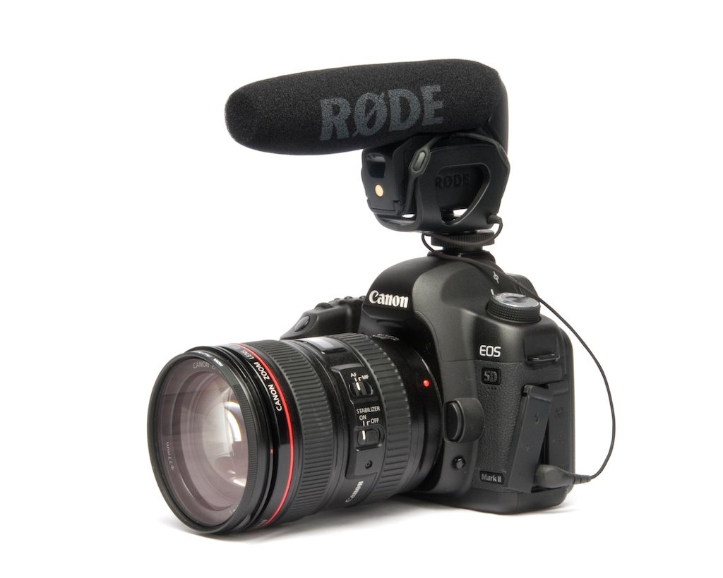 Rode VideoMic Pro Rycote Camera-Mount Shotgun Microphone