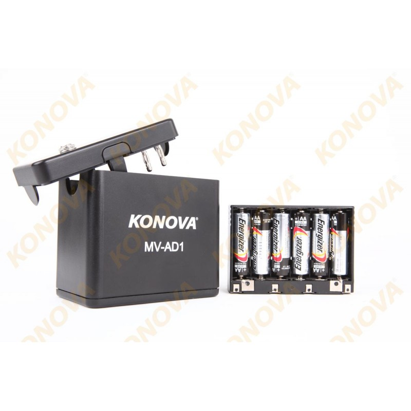 KONOVA MV-AD1 NP-F770  and AA Battery Adapter