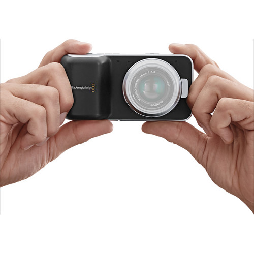 BLACKMAGIC POCKET CINEMA CAMERA with MFT MOUNT ( BM-CINECAMPOCHDMFT )