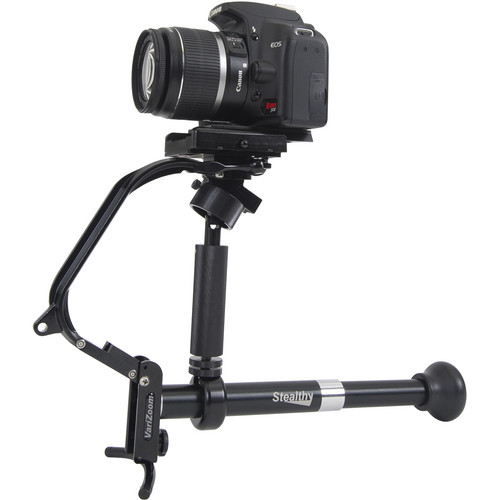 VARIZOOM STEALTHY CAMERA MULTIFUNCTIONAL STEADYCAM (0.2 Kg - 2.3 Kg)
