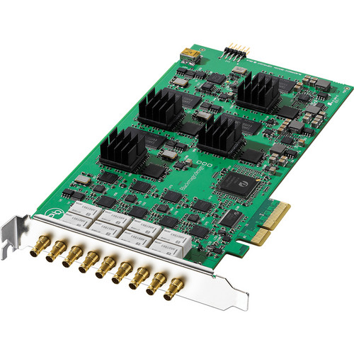 Blackmagic Design DeckLink Quad 4 SDI Streams Capture + Playback Card