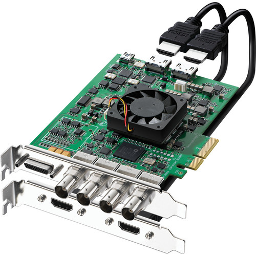 Blackmagic Design DeckLink 4K Extreme Capture + Playback Card (BM-BDLKHDEXTR4K)