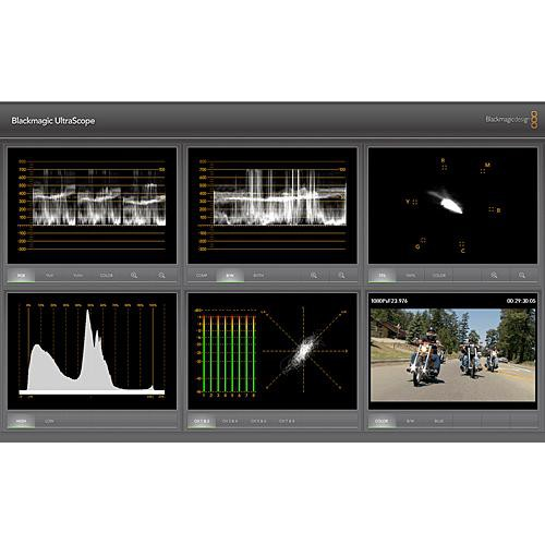 Blackmagic Design UltraScope (BM-TVTEUS/PCI)