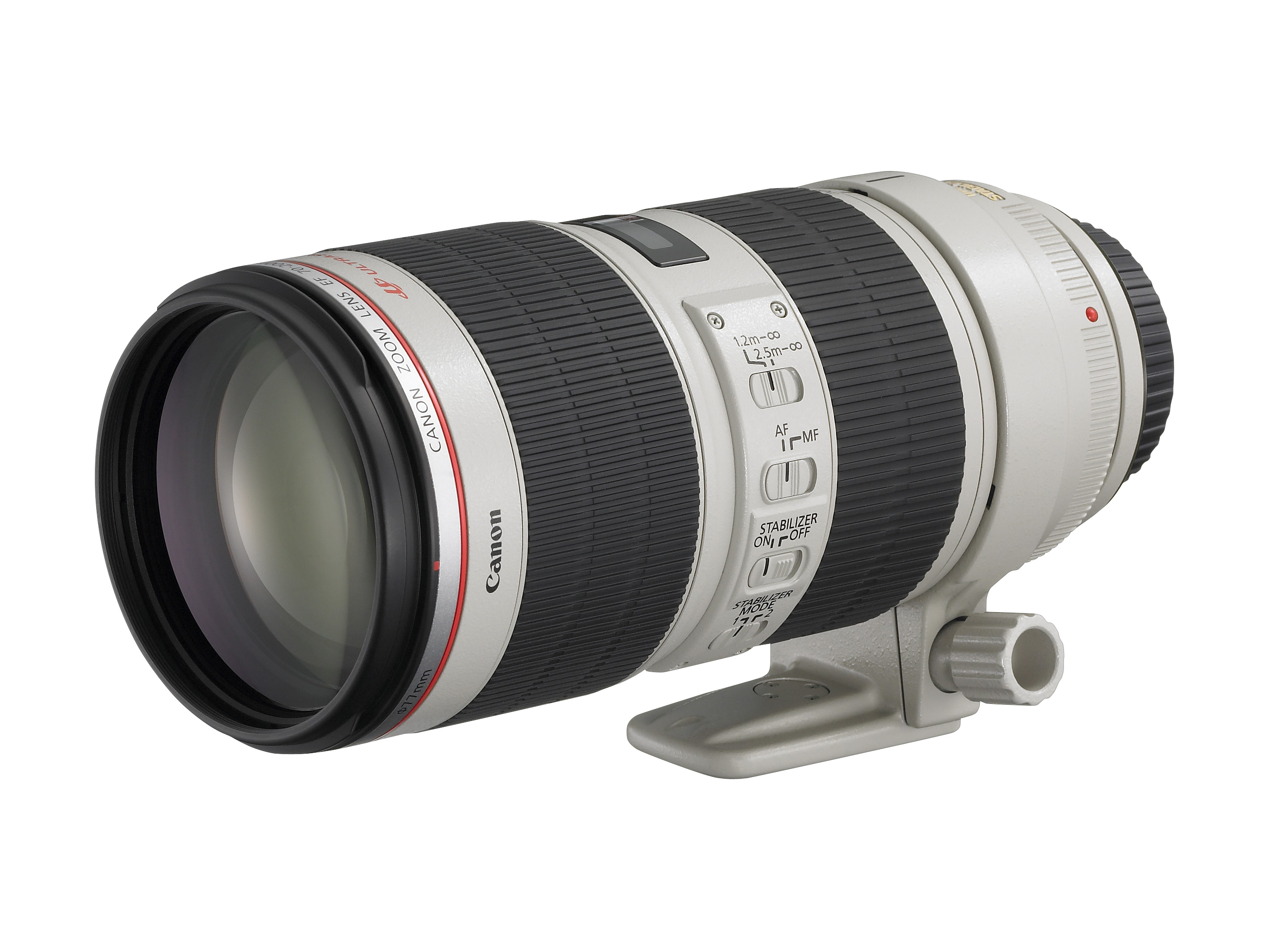 CANON EF 70-200 mm F/2.8 L IS II USM Telephoto Zoom Lens
