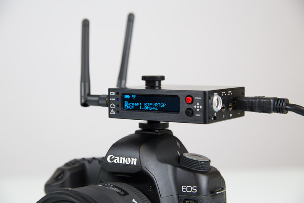 TERADEK CUBE 255 WIRELESS HDMI ENCODER with WIFI