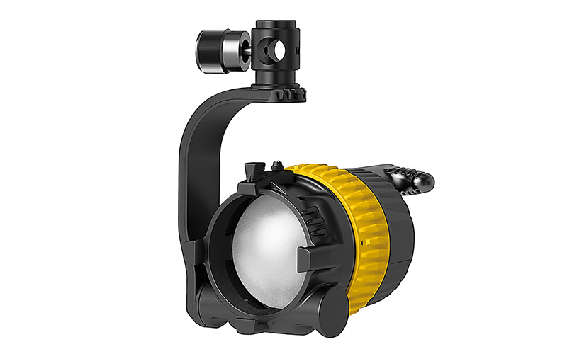 DEDOLIGHT MOBILE DLED4.1-BI COLOR LED LIGHT + DT4.0-BI-BAT  KIT