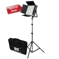 INTERVIEW / NEWS LED LIGHT KIT DOMINO STUDIOSET 900SA