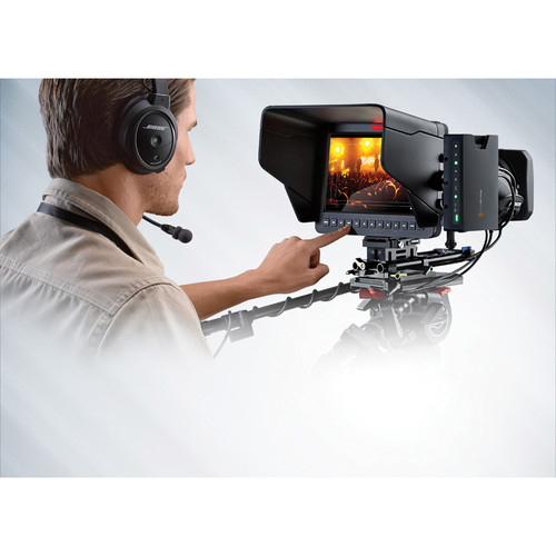 Blackmagic Design Studio Camera HD 2 Live Production (BM-CINSTUDMFT/HD2)