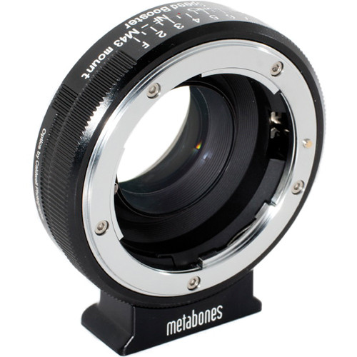 METABONES SPEED BOOSTER NIKON FD LENS TO MFT ADAPTER