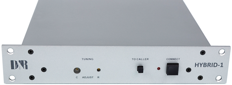 HYBRID 1 TELEPHONE INTERFACE