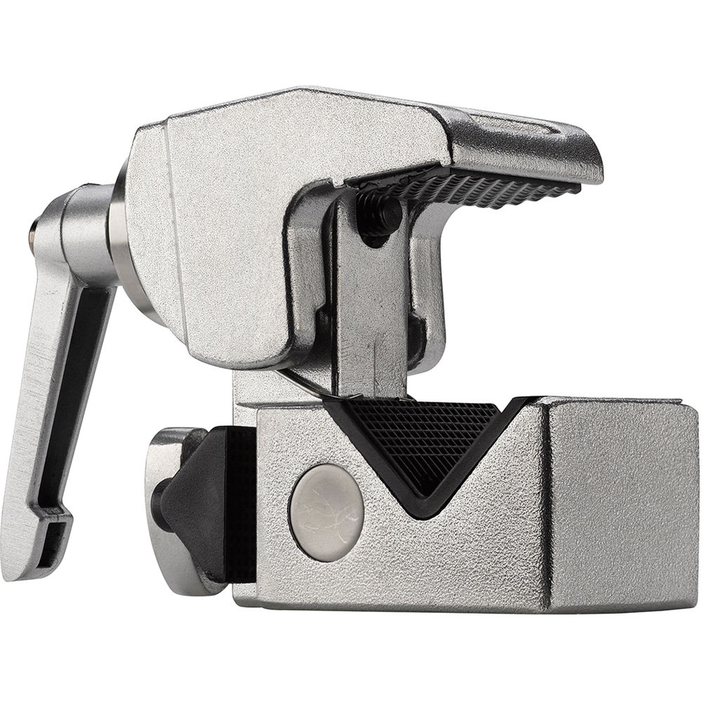KUPO KCP-710P SUPERB CONVI CLAMP WITH HANDLE + SPIGOT