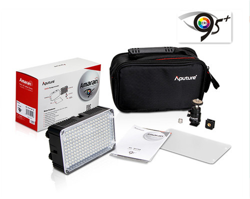 APUTURE AMARAN AL-H198  HIGH CRI + 95 VIDEO LED LIGHT