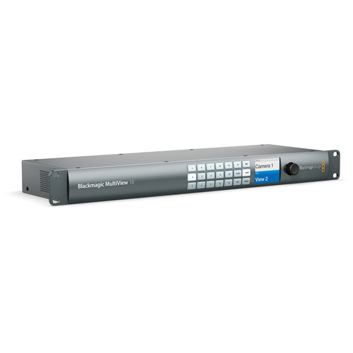 Blackmagic Design MultiView 16 ( BM-HDL-MULTIP6G/16 )