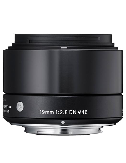 Sigma 19mm f/2.8 DN Art MFT Mount