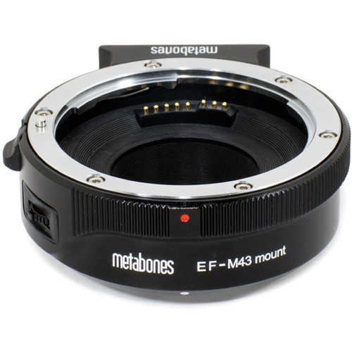 METABONES CANON EF LENS TO MICRO FOUR THIRDS CAMERA SMART ADAPTER