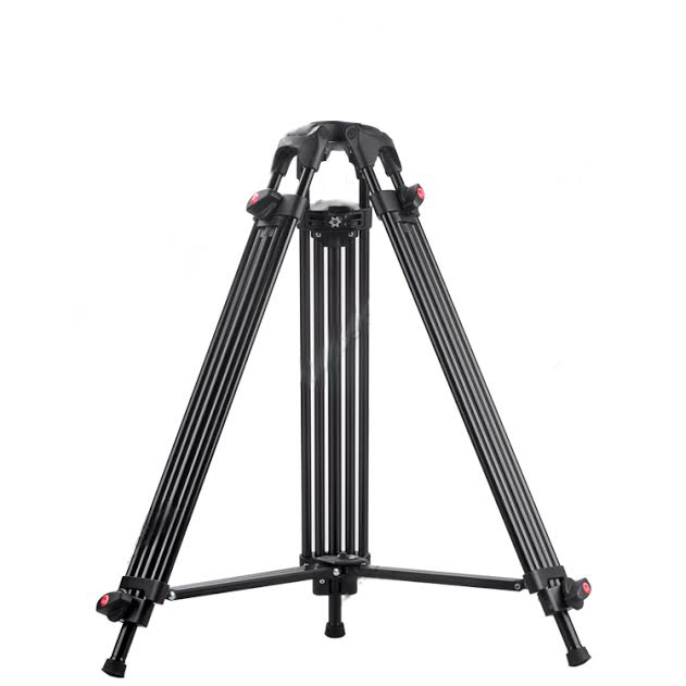 JY0508C CARBON FIBER VIDEO TRIPOD LEGS 1.8M