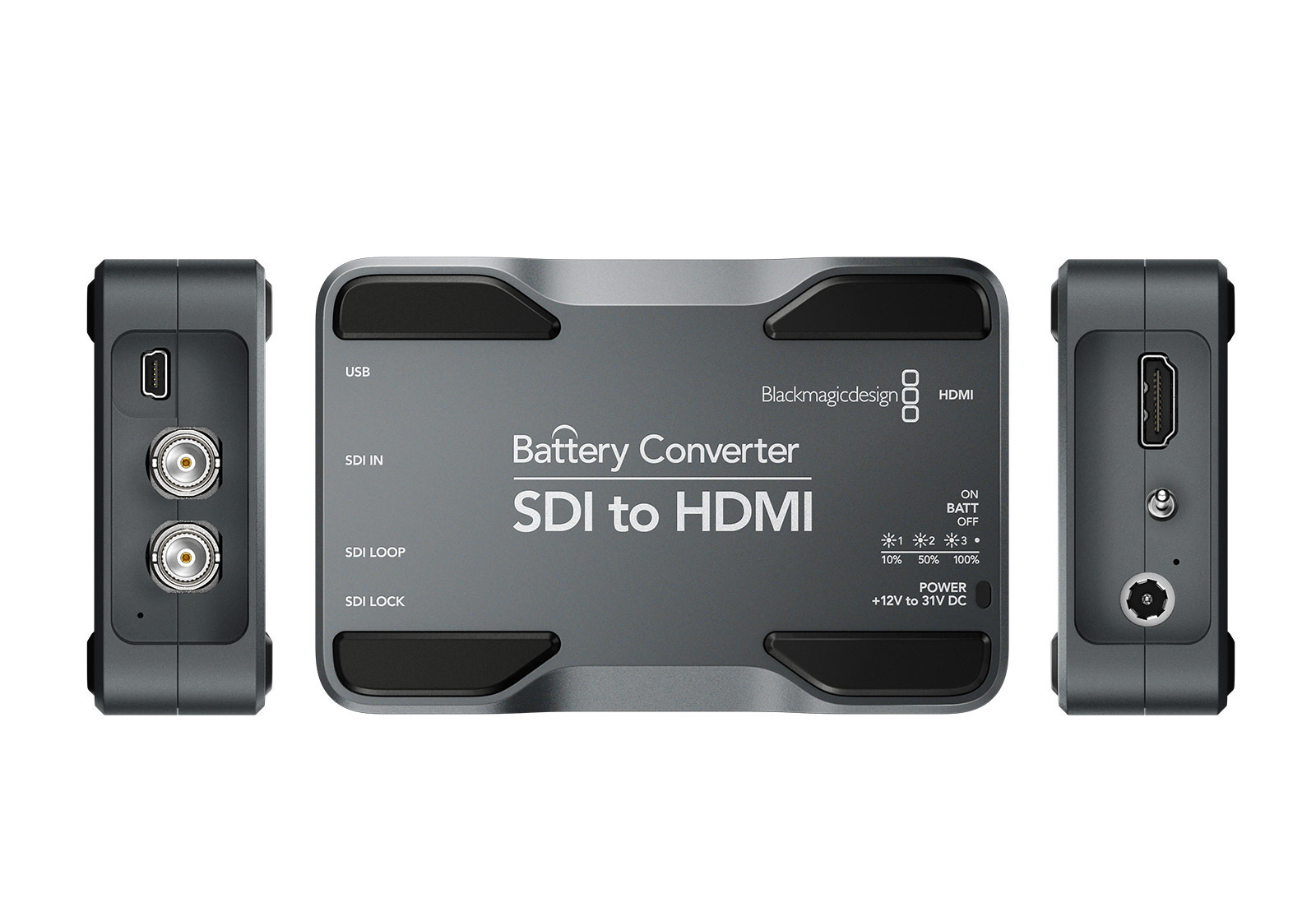 BLACKMAGIC BATTERY CONVERTER SDI to HDMI (BM-CONVBATT/SH)