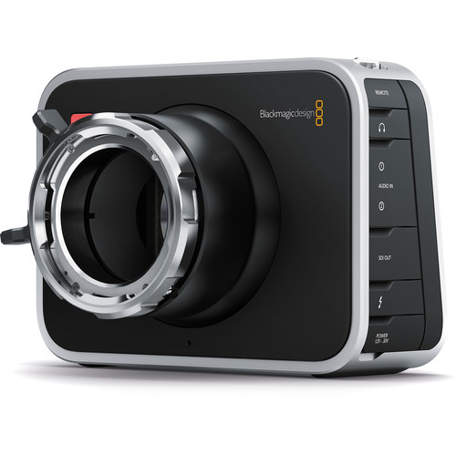 Blackmagic Design Cinema Camera (PL Mount) ( BM-CINECAM26KPL )