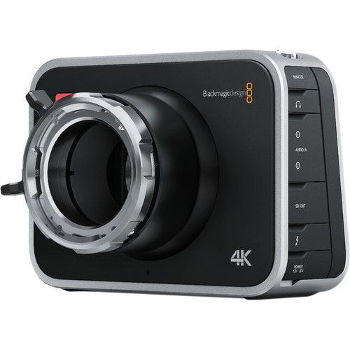Blackmagic Design Production Camera 4K PL ( BM-CINECAMPROD4KPL )