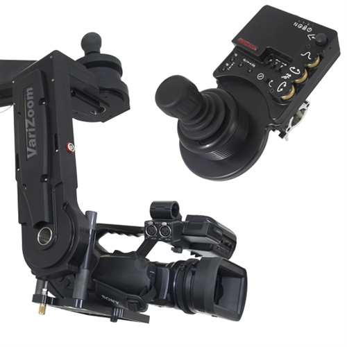 VZCINEMAPRO-JR-K4 Cinema Pro Jr Remote Head w/ Joystick