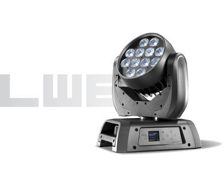 RED Lighting LWB 12 LED Moving Light
