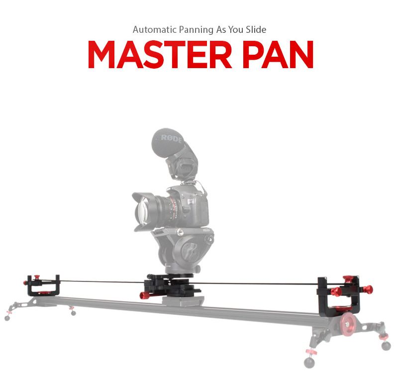 KONOVA Master Pan Autopan Parallax / Panoramic Equipment