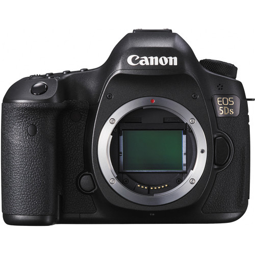 Canon EOS 5DS DSLR Camera (Body)